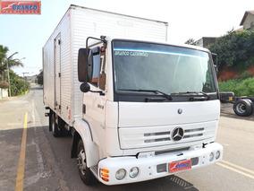 Caminhão Mb 914 Ano 2000/00, No Baú, Muito Conservada!!!