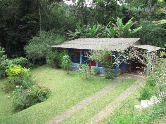 Sítio Com 2 Dormitórios À Venda, 190000 M² Por R$ 350.000,00 - Brejal - Petrópolis/rj - Si0072