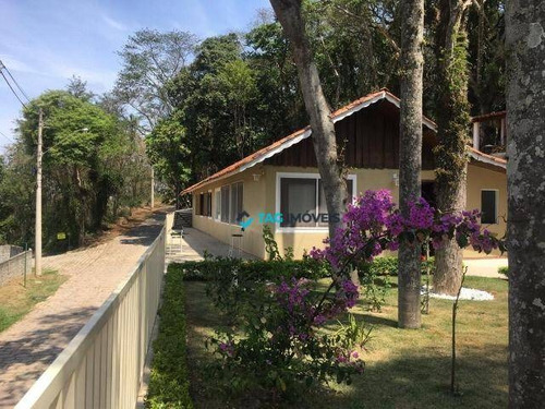 Chácara Com 3 Dormitórios À Venda, 1100 M² Por R$ 620.000,00 - Lopes - Valinhos/sp - Ch0026