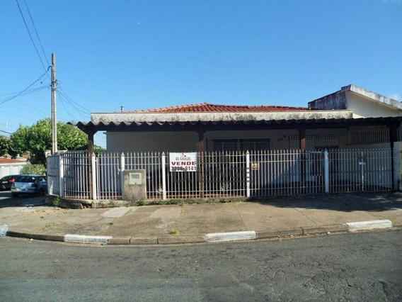 Casa Com 2 Dormitórios À Venda, 170 M² Por R$ 700.000,00 - Jardim Nova Europa - Campinas/sp - Ca13367
