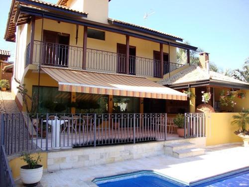 Chácara Residencial À Venda, Bairro Da Ponte, Itatiba. - Ch0154