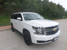 Chevrolet Tahoe 8 Cilindros Aut. Police Piel, Impecable