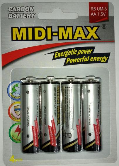 4 Pilas O Baterias Doble Aa