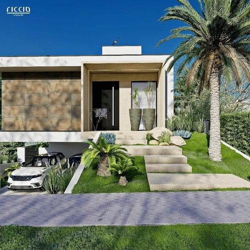 Casa Em Condominio - Urbanova - Ref: 8599 - V-ri4228
