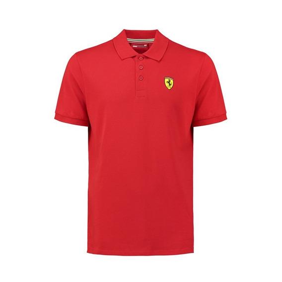 Polo Ferrari Clásico (hombre)