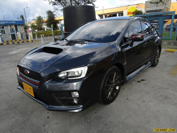 Subaru Wrx Sedan 2.0 Cvt