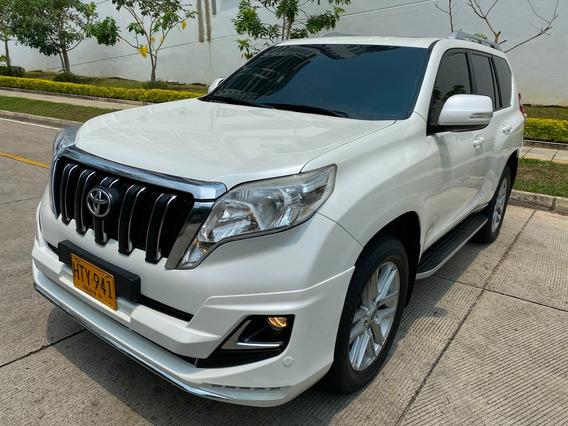 Toyota Prado Txl 2014 Diesel
