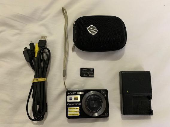 Sony Cyber-shot Dsc-w310 Câmera Compacta 8.1m