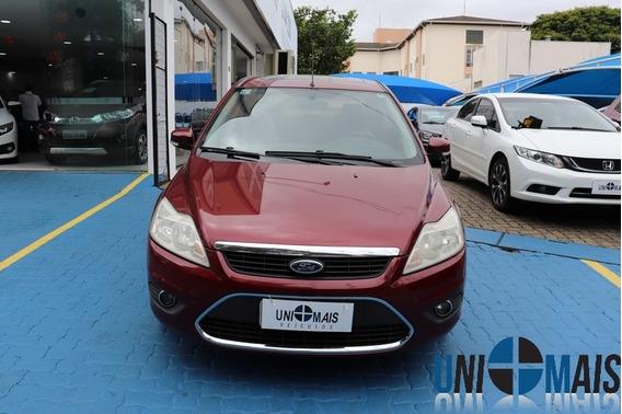 Focus 2.0 Ghia Sedan 16v Gasolina 4p Automático