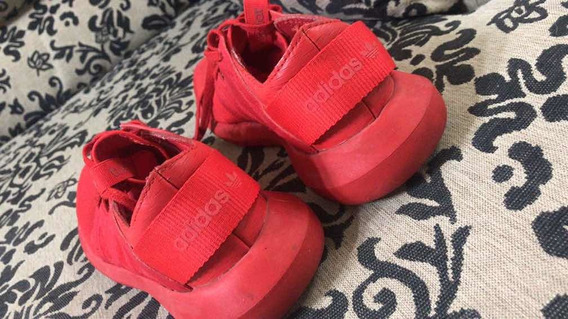 Zapatillas adidas Tubular Rojas Edición Limitada