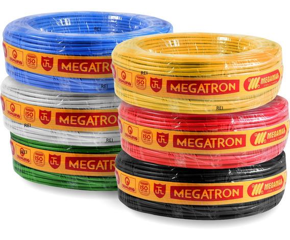 Fio Solido 1,5 Milimetros Com 100 Metros