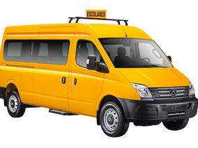 Maxus V80 Minibus Escolar 28 Pasajeros 2016