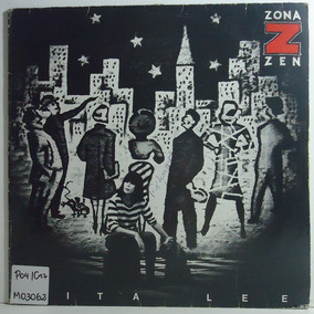 Rita Lee & Roberto De Carvalho 1988 Zona Zen Lp Cecy Bom