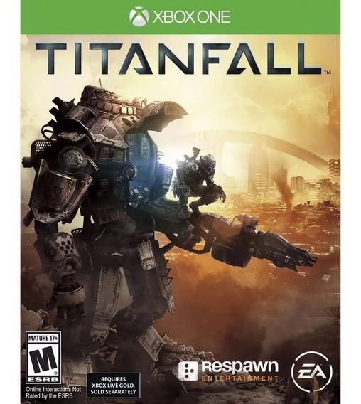 Titanfall - Xbox One Mídia Física Lacrado