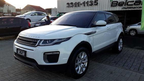 Land Rover Evoque Se Dyn 2016