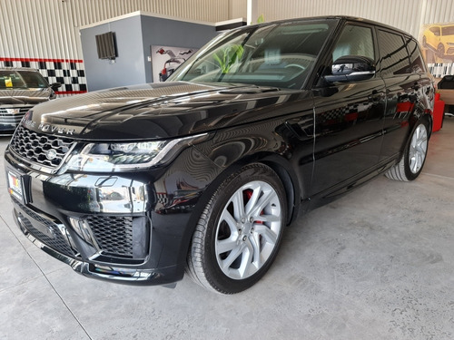 Land Rover Range Rover Sport 2019 5.0l Hse Dynamic At