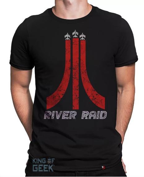 Kit 4 Camisetas A Sua Escolha Game Retrô Camisa King Of Geek