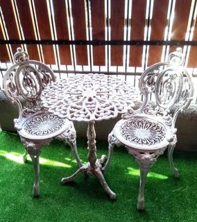 Muebles Terraza Aluminio Fundido Terrazas Todo Para