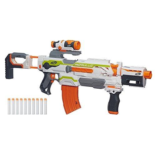 Módulo N-strike De Nerf Ecs-10 Blaster