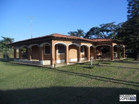 Chácara A Venda Parque Das Bandeiras Indaiatuba Sp - Ch00105