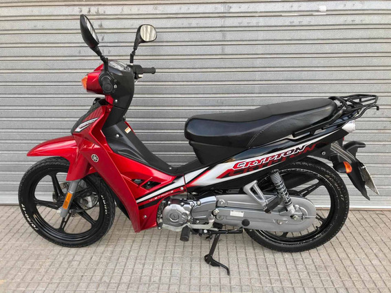 Yamaha Crypton No Wave Beta Motomel Zanella