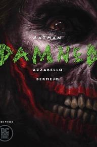 Batman Damned (black Label) Comic 3 (2019) 1ra Edicion.