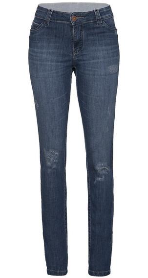 Calça Jeans Cigarrete Scalon Pippa Destroer 145047