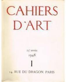 Cahiers Dart 23è Année 1948 N°1 : Pablo Picasso