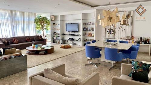 Imagem 1 de 18 de Apartamento Com 3 Dormitórios À Venda, 260 M² Por R$ 2.600.000,00 - Higienópolis - São Paulo/sp - Ap53283