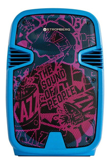 Parlante Portátil Bluetooth 12´´ Stromberg Jiggy
