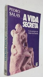 Livro A Vida Secreta Pedro Salas