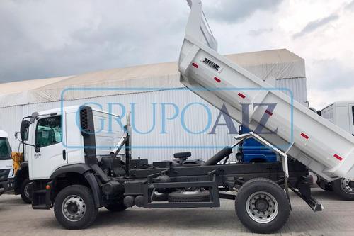 Caminhão Com Caçamba Basculante 6 M3 Vw 17.230 21/22 0km