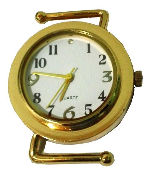 Kit Com 10 Relógios Para Criação De Artesanatos # Confira