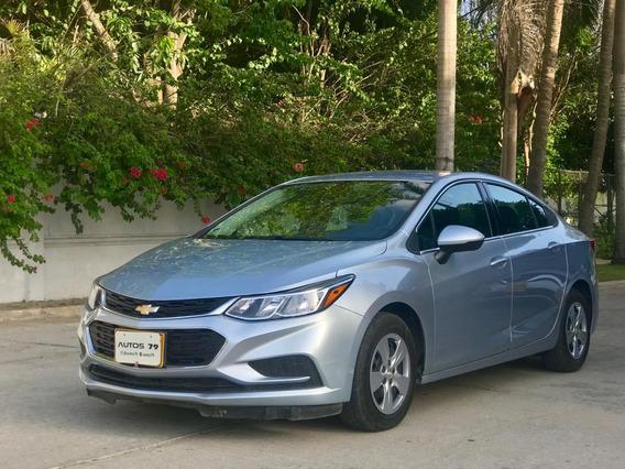 Chevrolet Cruze 2018 Automático Gasolina