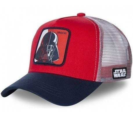 Gorra Estilo Capslab, S T A R S Wars, D A R T H Vader