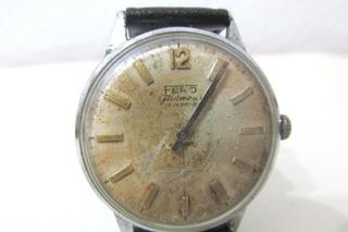 Reloj Fero De Hombre De Coleccion Funcionando Ey172