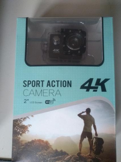 Camera De Ação Sport Action 4k