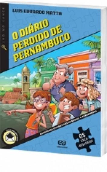 Diário Perdido De Pernambuco, O