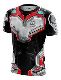 Camiseta Vingadores 3d Ultimato