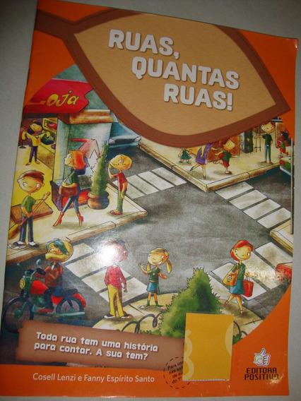 Ruas, Quantas Ruas! Cosell Lenzi E Fanny Espírito Santo