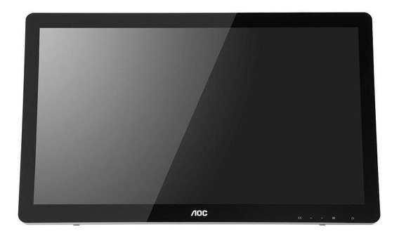Monitor Aoc 21,5 Led Touch Screen, Preto