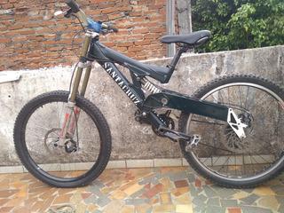 Bike Santa Cruz Super 8