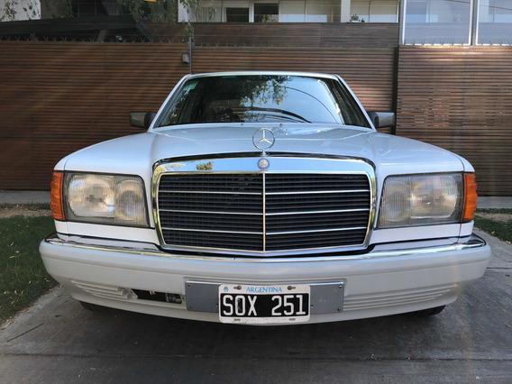 Mercedes-benz 260 Se W126 1986 Tomas Bord