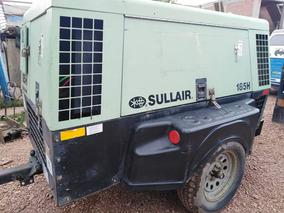 Sullair 185h Motor Cat Año 2008 100%operativa Cel 938202002