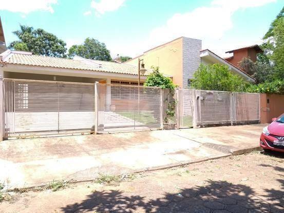 Casa Com 3 Dormitórios À Venda, 283 M² - Bairro Altos Do Vale - Águas De Santa Bárbara/sp - Ca1452