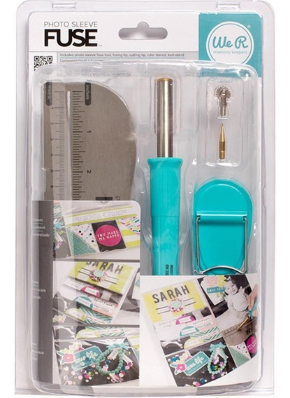 We R Memory Keepers Fuse 220v
