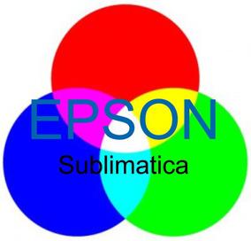 Perfil De Cor Icc Epson Sublimatica