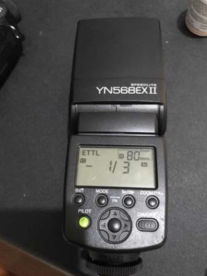 Flash Yongnuo Speedlite Yn568exii