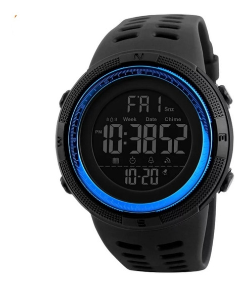 Relógio Digital Skmei 1251 Esportivo Prova D