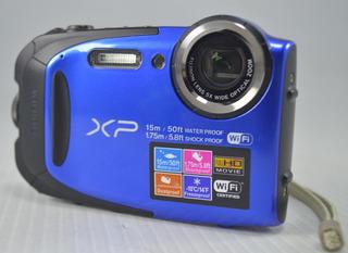 Cámara Digital Finepix Xp80 Resistente Al Agua Uso (ver Foto